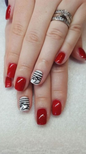 7 Beautiful Bow Nail Art Designs