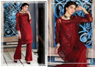 Lala Luxury Pret Collection 2017 & 18