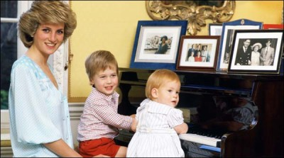 3 Pictures from Personal Album of Lady Diana Revealed