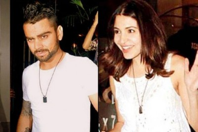 Virat Kohli in New York with his Lady Love Anushka Sharma