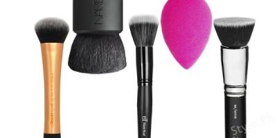 Top 5 Makeup Brushes