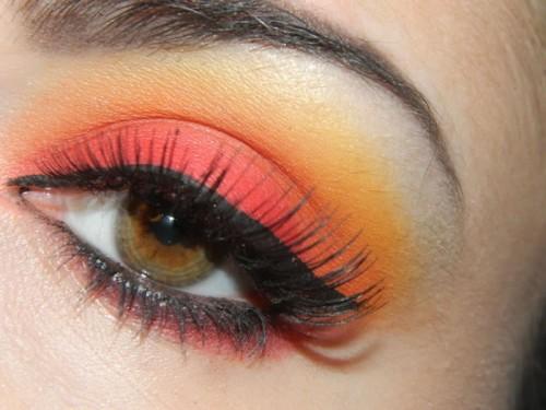 Perfect Sunset Eyes