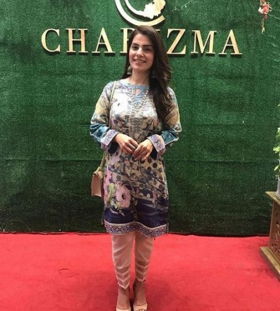 Celebrities at the Charizma Store's launch