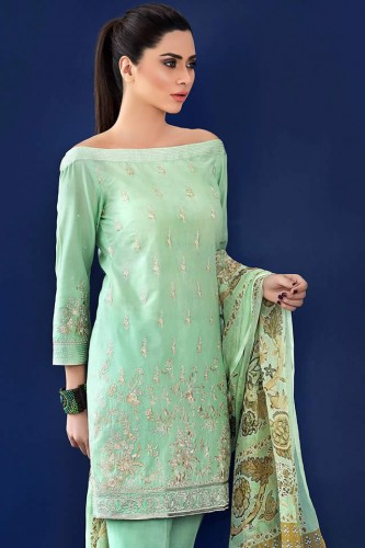 Gul Ahmed Eid ul Azha Collection 2017