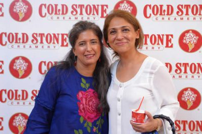 Cold Stone Creamery In Islamabad