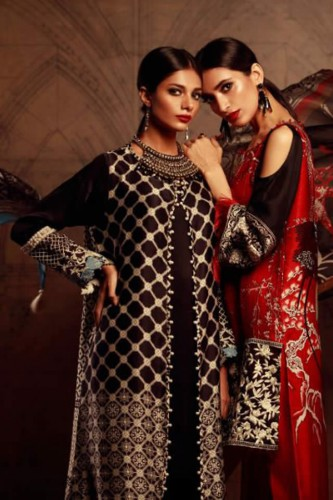 Khaadi New luxury and Midsummer Collection 2017
