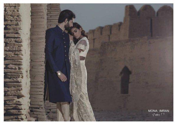 Mona Imran Couture Collection 2017 For Men & Women