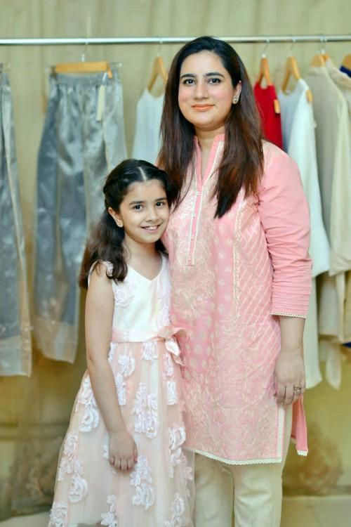 Hira Ali Eid Exhibition 2017