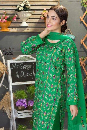 Taana Baana Eid Ul Azha Collection 2017 For Women