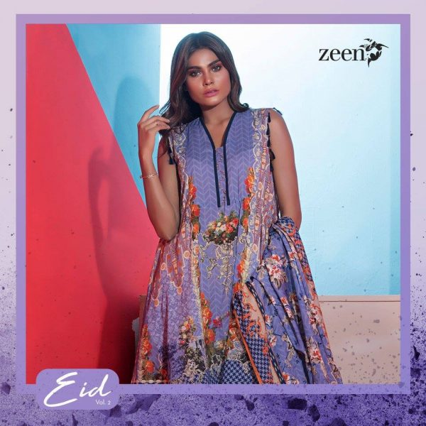 Zeen Fashion Designer Eid Festive Collection 2017