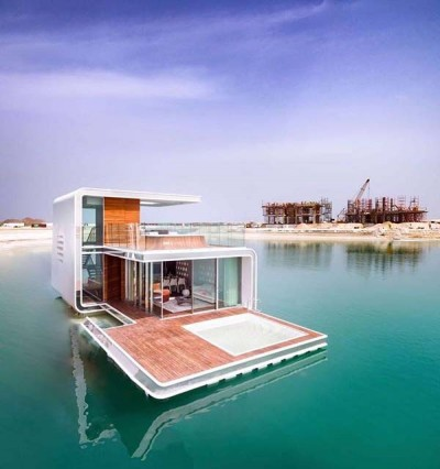 Dubai Underwater Villas and Shopping Malls