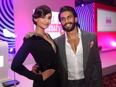 Ranveer Singh and Sonam Kapoor