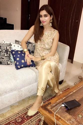 Gorgeous Actress Maya Ali
