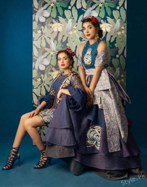 Hania and Urwa Photo Shoot