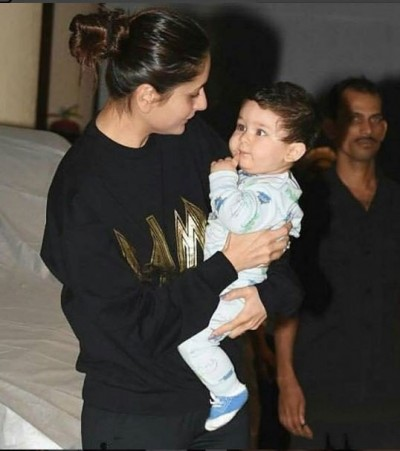 Kareena Kapoor Son Taimur
