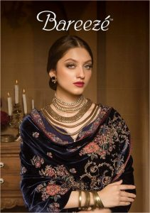 Bareeze-Winter-Dresses-collection-Shawl-Designs-2017-18-1-211x300