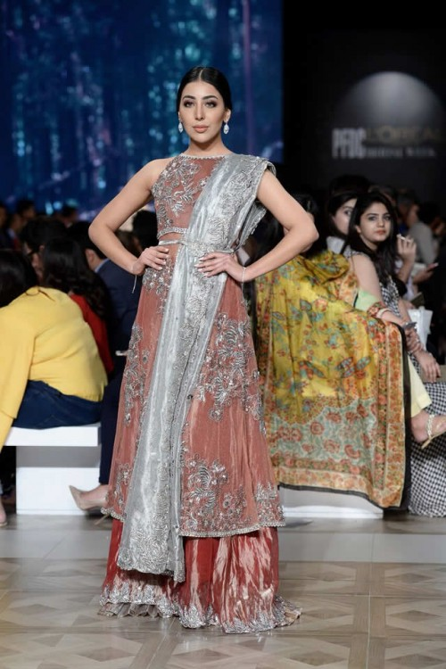 Sadaf Fawad Bridals Elayna Collection