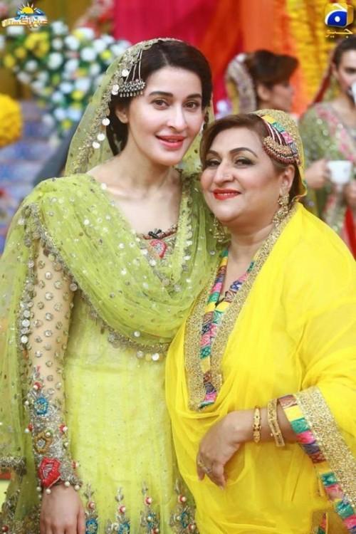 Shaista Lodhi Geo Subah Pakistan