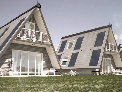 Earthquake Proof House
