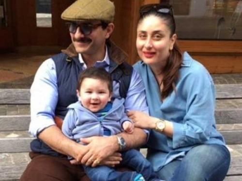 Kareena Kapoor Son Taimoor First Birthday