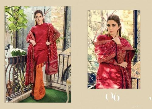 Maria B Women Linen Collection 2018
