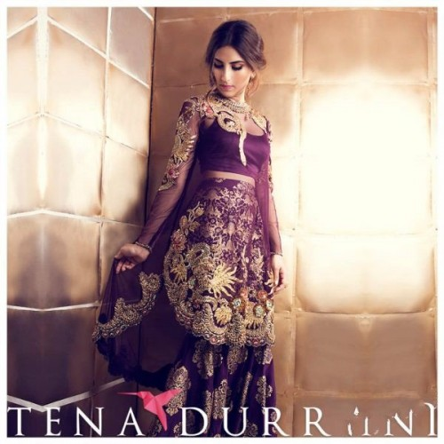 Tena Durrani Women Winter Collection 2018