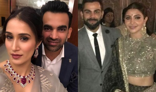 Kohli and Anushka Sharma