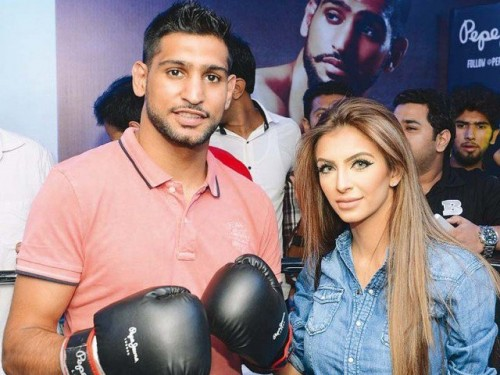 Amir Khan Family Welcomes Faryal Back