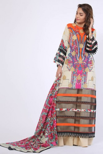 Alkaram Summer Dresses 2018