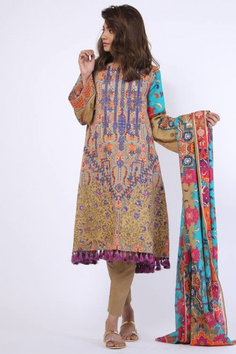 Alkaram Summer Dresses