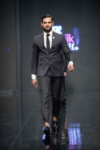 Fashion designer HSY collection
