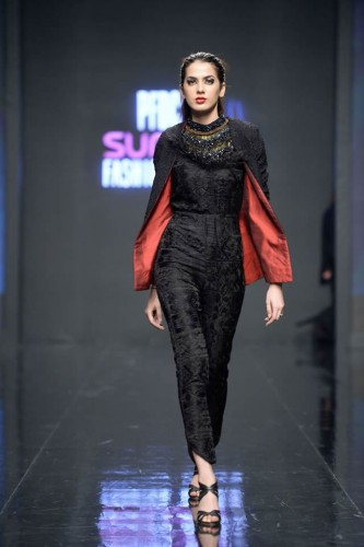 Fashion designer HSY collection10
