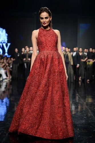 Fashion designer HSY collection4