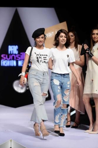Fashion designer Hira Ali Studios formals