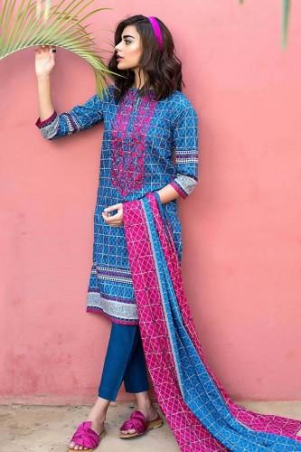 Khaadi Casual Dresses 2018