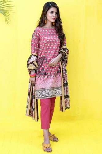 Khaadi Lawn Dresses 2018