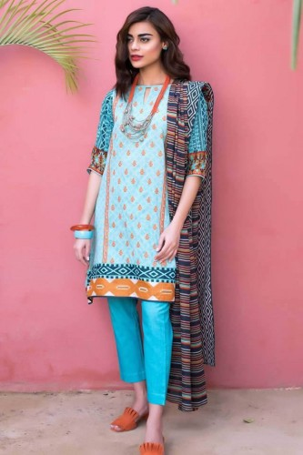 Khaadi Tropical Escape Collection