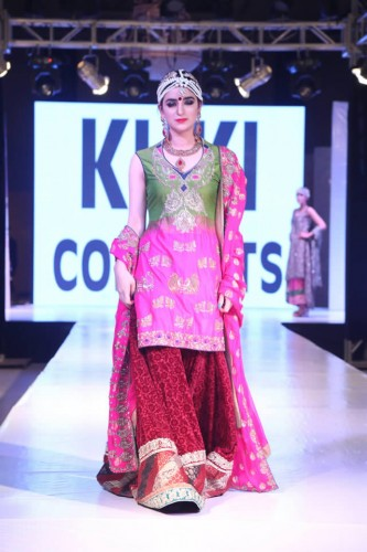 Kuki Concept latest formal collection 2018