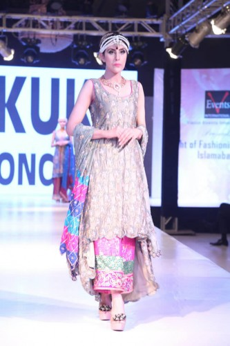 Kuki Concept latest formal dresses
