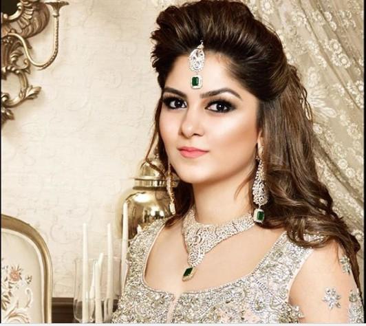 Mehndi Hairstyles 2018 : Pakistani bridal hairstyles fashion