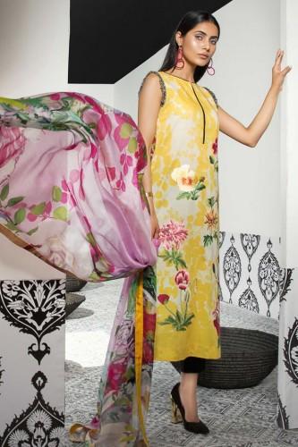 Mahgul Luxury Lawn Dresses6