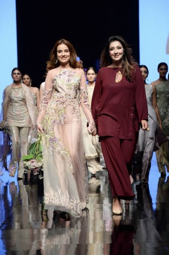 Shiza Hassan Fashion Week
