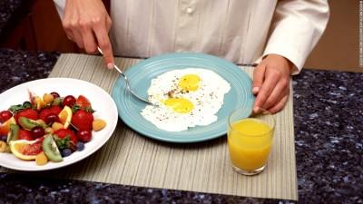 big heart breakfast