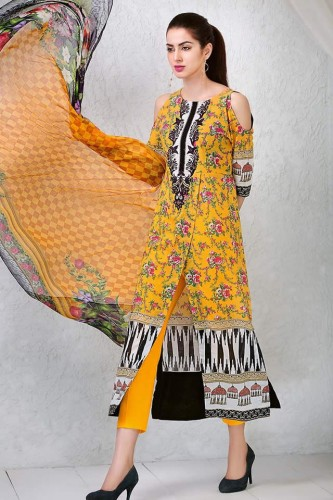 Gul Ahmed Summer Collection2