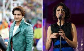ali zafar rejected