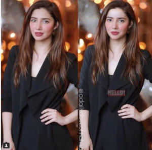 mahira khan at birthday