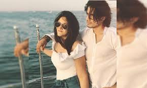 Ali Zafar And Wife