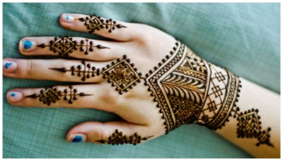 Latest Eid Ul Fitr Mehndi 10