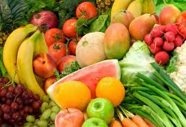Regular Use of Raw Vegetables and Fruits Remove Tension
