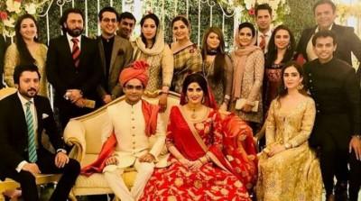 Shahzeb Khanzada Wedding Pictures